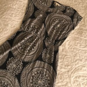 Cotton dress Banana Republic